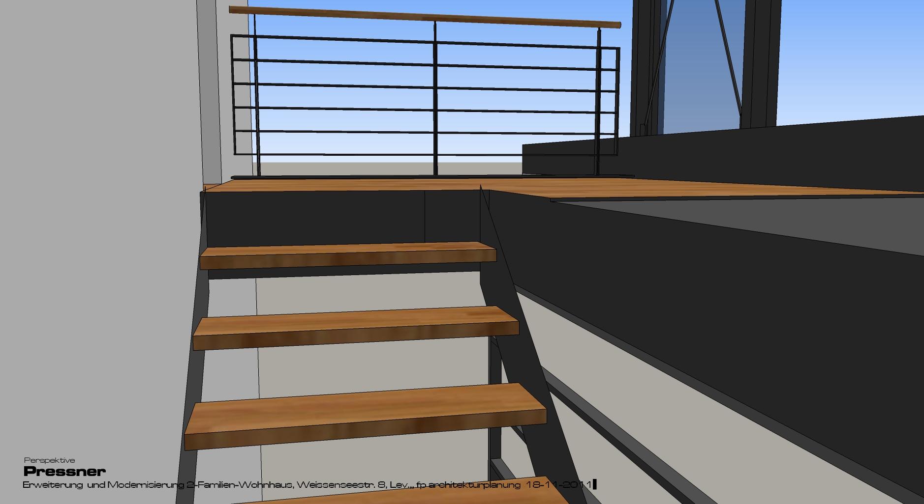 treppe br stung. Black Bedroom Furniture Sets. Home Design Ideas
